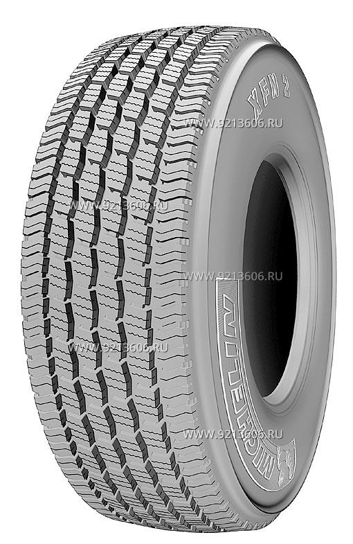 шина Michelin XFN 2 ANTISPLASH (385/55R22.5)