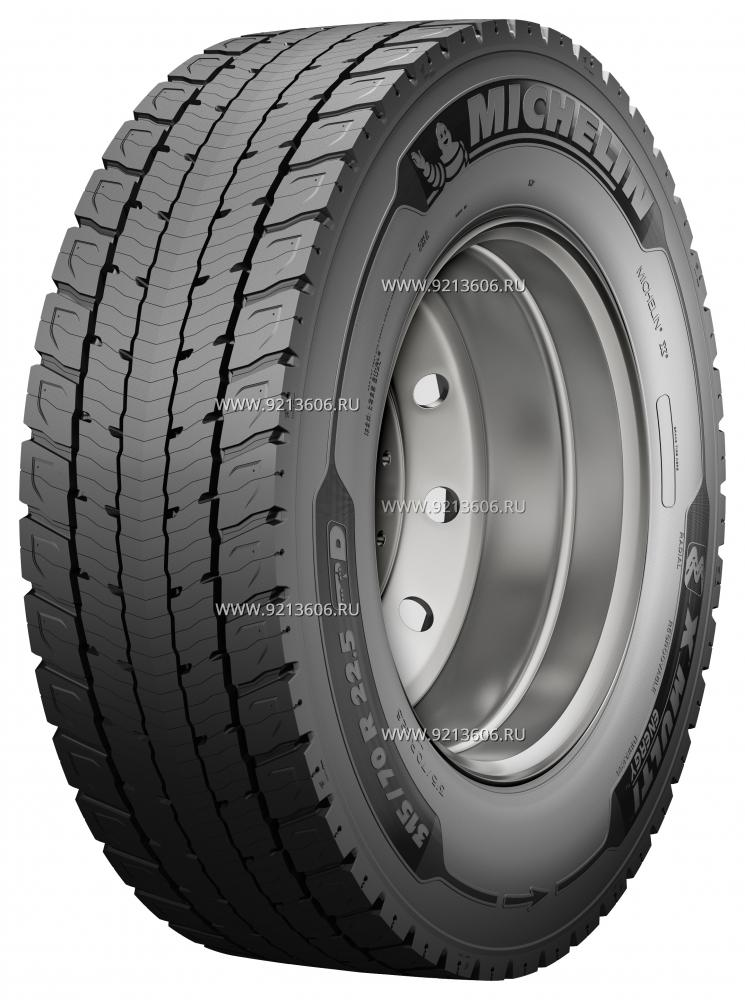 шина Michelin X MULTI ENERGY D (315/70R22.5)