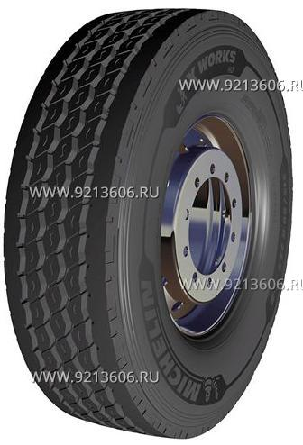 шина Michelin X WORKS HD Z (13R22.5)
