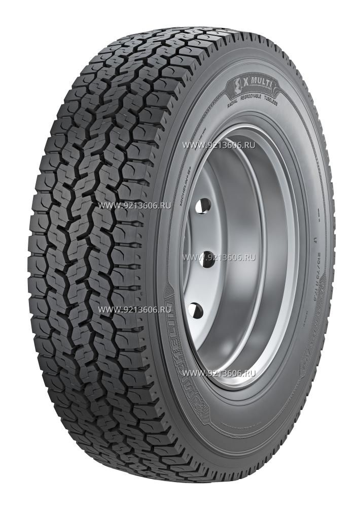шина Michelin X MULTI D (225/75R17.5)