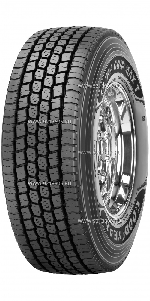 шина Goodyear ULTRA GRIP MAX T HL (385/65R22.5)