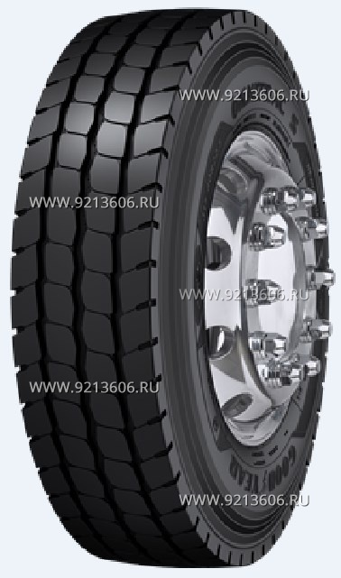 шина Goodyear OMNITRAC S HEAVY DUTY (13R22.5)