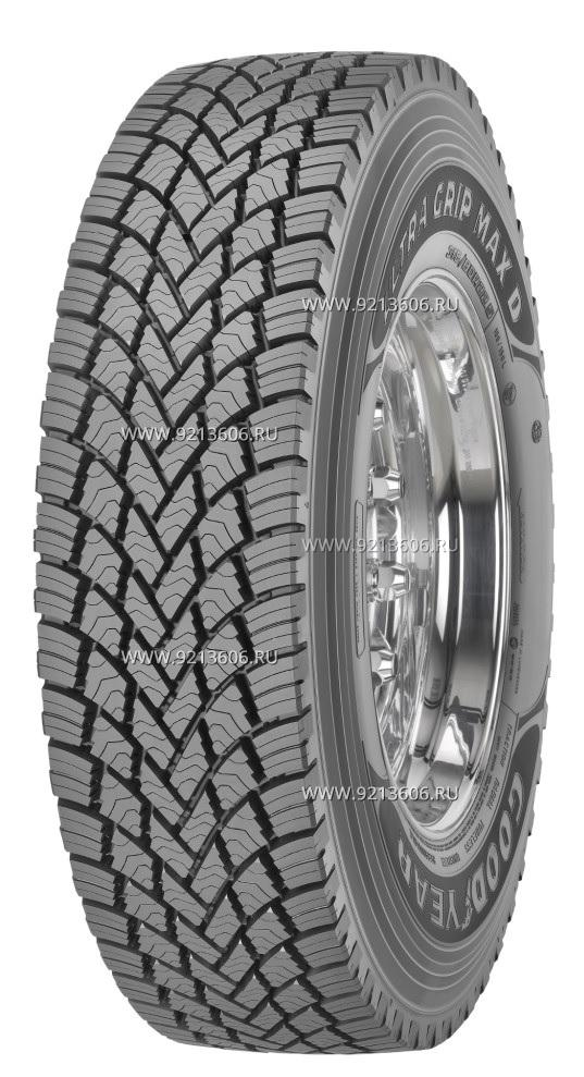 шина Goodyear ULTRA GRIP MAX D (315/70R22.5)