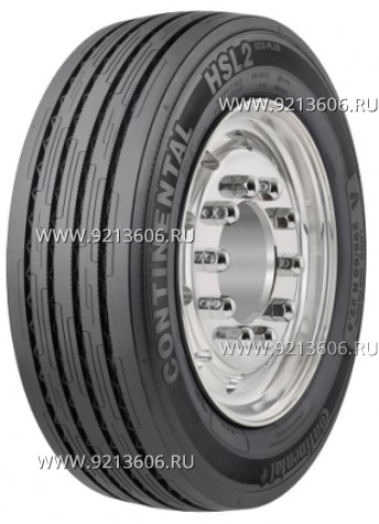 шина Continental HSL2+ ECO-PLUS EU (295/80R22.5)